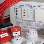 نصب و نگهداری سیستم های اعلام حریق